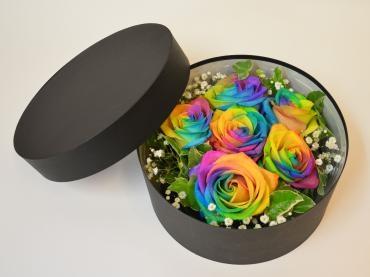 boxflower-rainbowrose5000